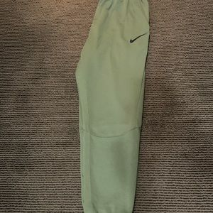 Men's Nike Olive Track Pants